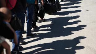 EU imeweka mpango wa kupokea wakimbizi 50,000 kutoka Afrika au Mashariki ya Kati.