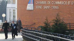 The chamber of commerce in Seine-Saint-Denis.