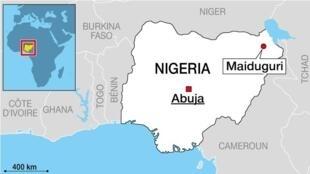 شمال شرقی نیجریه و مرز چاد، محل استقرار گروههای تروریستی است