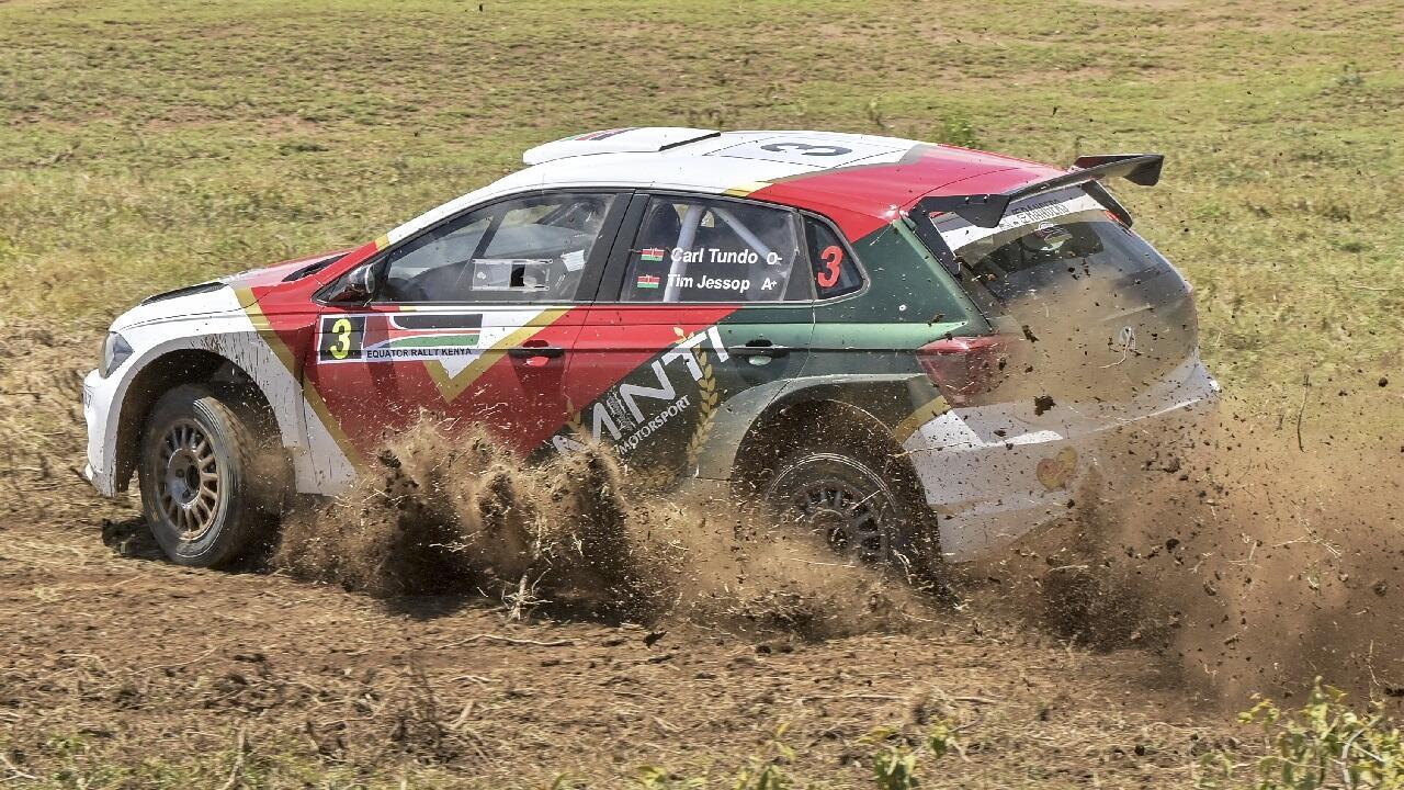 PHOTO Carl Tundo - Rallye du Kenya - 23 avril 2021