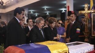 Gawar marigayi shugaban kasar Venezuela Hugo Chavez