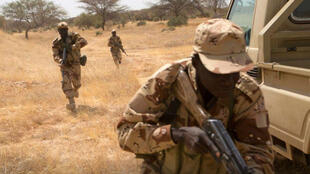 Chadian-soldiers