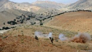 تا کنون ۹۹ طالب و ۱۲ سرباز امنیتی در درگیری بالامرغاب کشته شدند