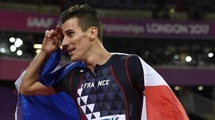 Pierre-Ambroise Bosse came fourth in the Olympic final in 2016 but stunned the field at the world championships in London.