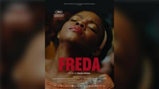 Affiche - film haïtien - Freda - Gessica Généus - Un certain regard - Cannes