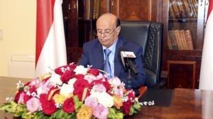 Shugaba Adb-Rabbu Mansour Hadi na kasar Yemen