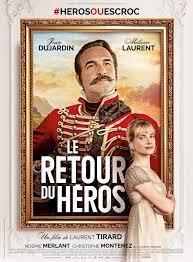 """法國喜劇片""""英雄回歸( Le Retour du Héros )"""" 海報"""