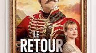 """法国喜剧片""""英雄回归( Le Retour du Héros )"""" 海报"""