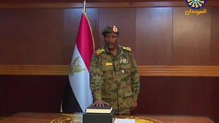 Kiongozi wa serikali ya kijeshi nchini Sudan Jenerali Abdel Fattah al-Burhan Abdulrahman.