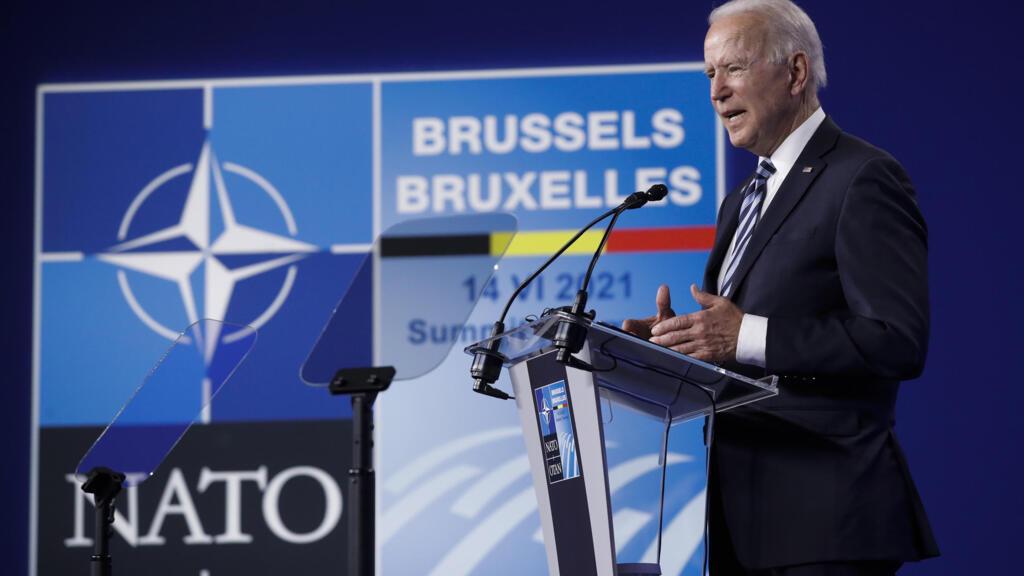 La tournée européenne de Joe Biden: bilan