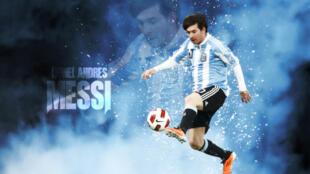 Gwarzon 'yan wasan Duniya Lionel Messi