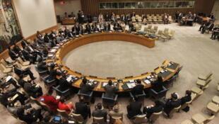 Conselho de Segurança da ONU ouvirá proposta da Liga Árabe antes de avaliar texto de resolução.