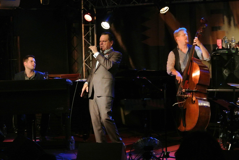 Kurt Elling  em concerto  no New Morning. Paris 16.11.2016