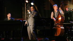 Kurt Elling  em concerto  no New Morning. Paris 16.11.2016