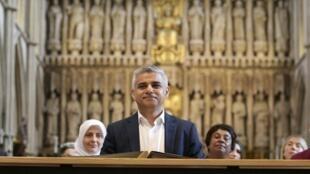 Magajin garin London Sadiq Khan
