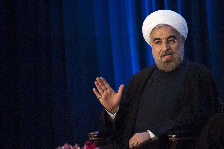 Conservadores criticam presidente Hassan Rohani (foto) por moderação diante das potências ocidentais