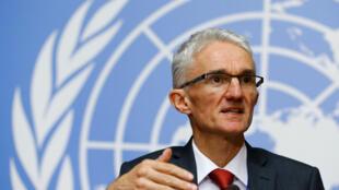 聯合國人道主義事務的副秘書兼緊急救援協調員馬克·洛科克