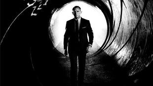James Bond - Skyfall.