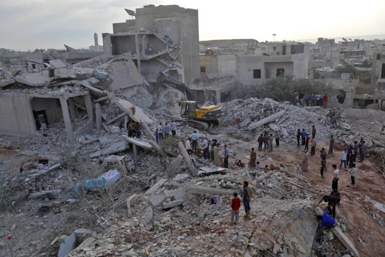 Kasar Syria na cikin jerin kasashen duniya da rikici ya jefa cikin mummunan hali