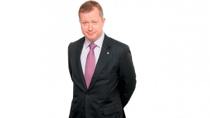 Генеральный директор Франко-российской торгово-промышленной палаты (CCIFR) Павел Шинский