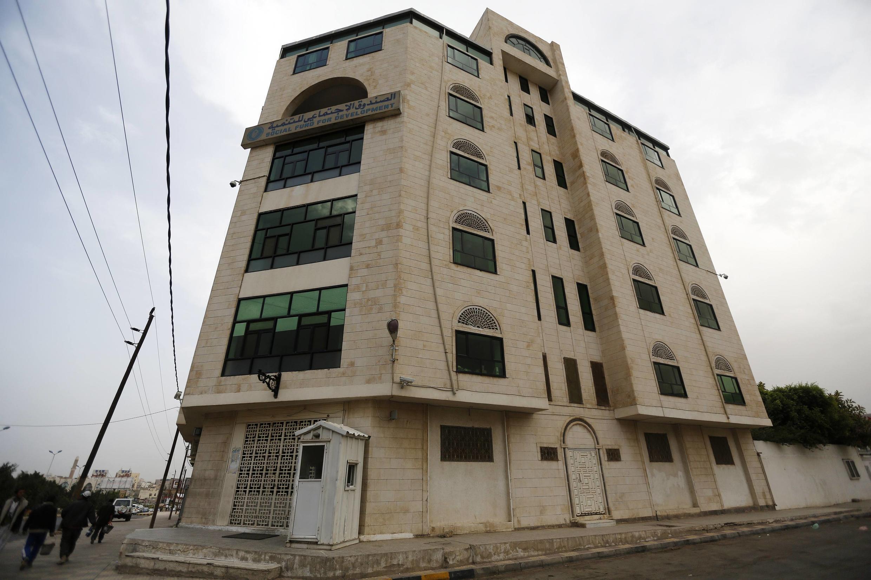 Local onde trabalhava a francesa sequestrada no Iêmen