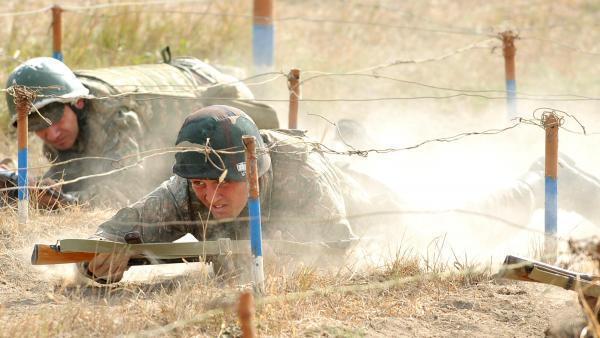 Au Haut-Karabakh, la formation militaire est omniprésente.