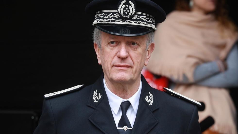 فردیریک وو،مدیر کل پلیس فرانسه