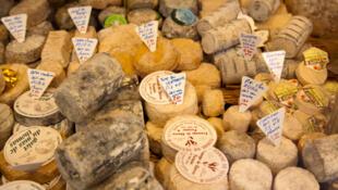 En France, on dénombre entre 300 et 400 variétés de fromages, dont une quarantaine d'entre eux qui bénéficient d'une Appellation d'origine contrôlée (AOC).