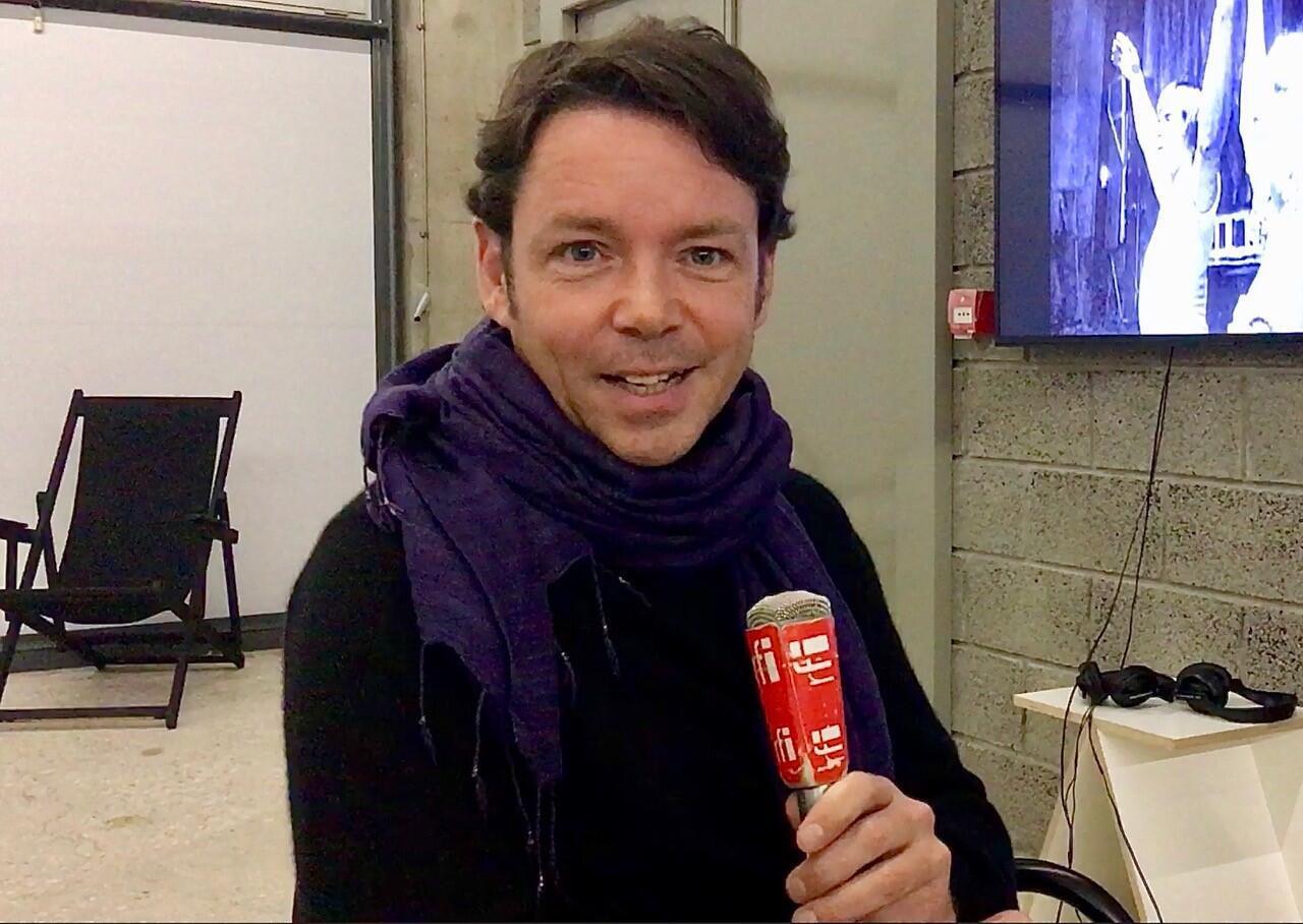 Лоран Барре, куратор выставки, посвященной Мариусу Петипа. Пантен, январь 2018.