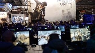 2019-12-03 ubisoft assassins creed video game notre dame