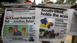 Nigerian journalists face pressure from media owners while covering elections.
