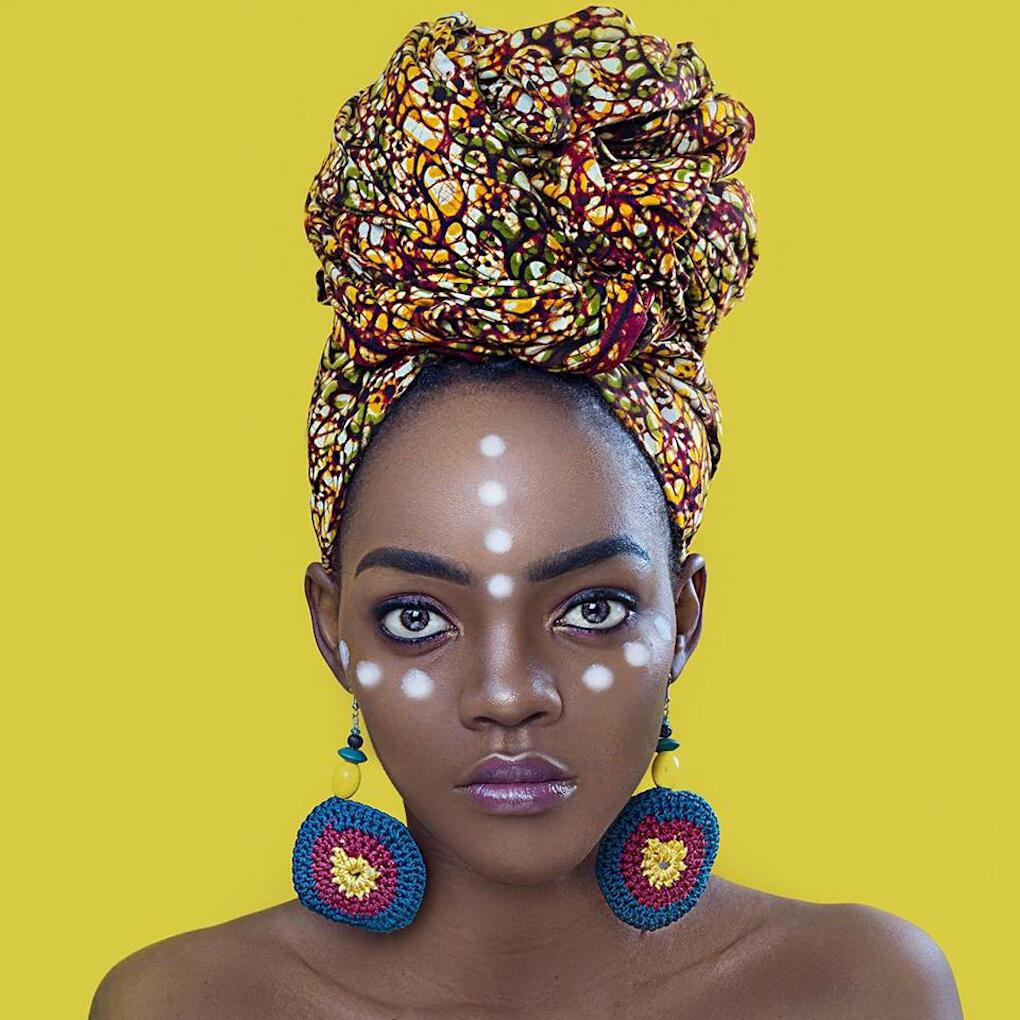 Evodia Patrick Mmoja kati ya Wachoraji kutoka Kundi la Malkia Queens