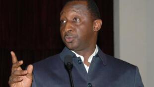 Tiéman Coulibaly, nouveau ministre malien des Affaires Etrangères.