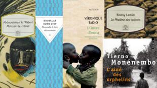 Des romans inspirés du génocide rwandais.