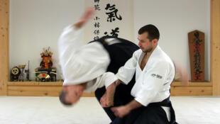 Môn võ Aikido.