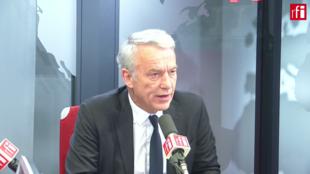 Patrick Martin sur RFI le 22 janvier 2019.
