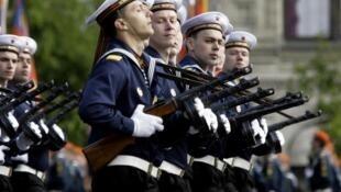 Người Nga vẫn còn mơ hồ về sự kiện diễn ra cách đây 20 năm (AFP)