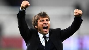 Kocha wa Chelsea Antonio Conte.