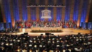 La 36e conférence générale de l'Unesco s'est ouverte le 25 octobre à Paris.
