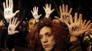 Cypriots demonstrate against the bailout plan