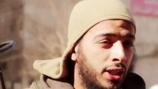 Benghalem appeared in an Islamic State propaganda video last February