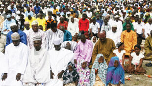 Musulmin Najeriya Sunyi Sallah A Yau