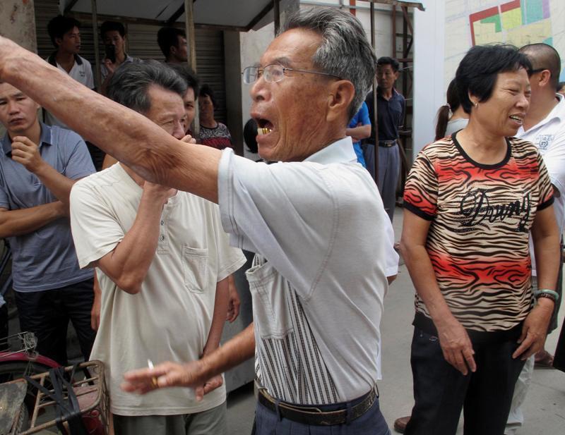 Amnistía Internacional pide al Gobierno chino frenar los incentivos para la venta del suelo y dar protección a los cientos de miles de futuras víctimas de expropiaciones.