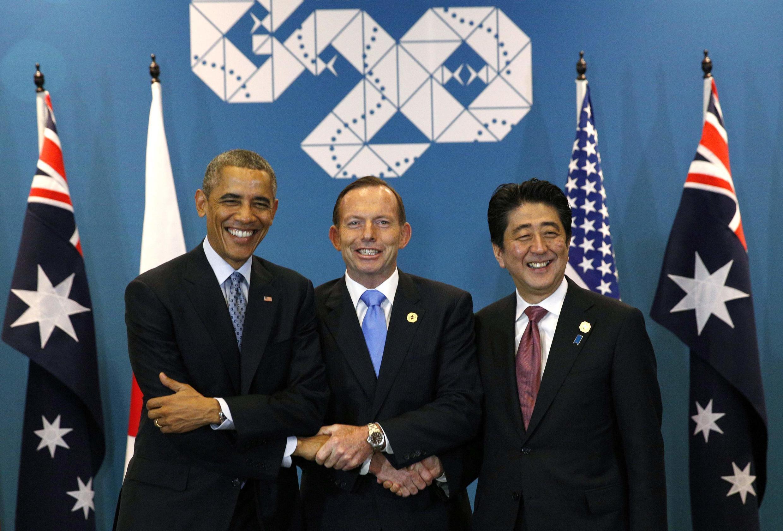 美國日本澳大利亞三國今天開會 關注亞太地區安全