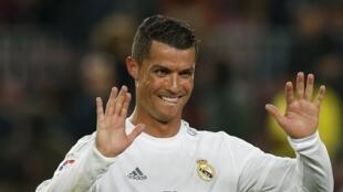 Face au FC Barcelone, Cristiano Ronaldo a fêté son 29e but en Liga cette saison, le 2 avril 2016.