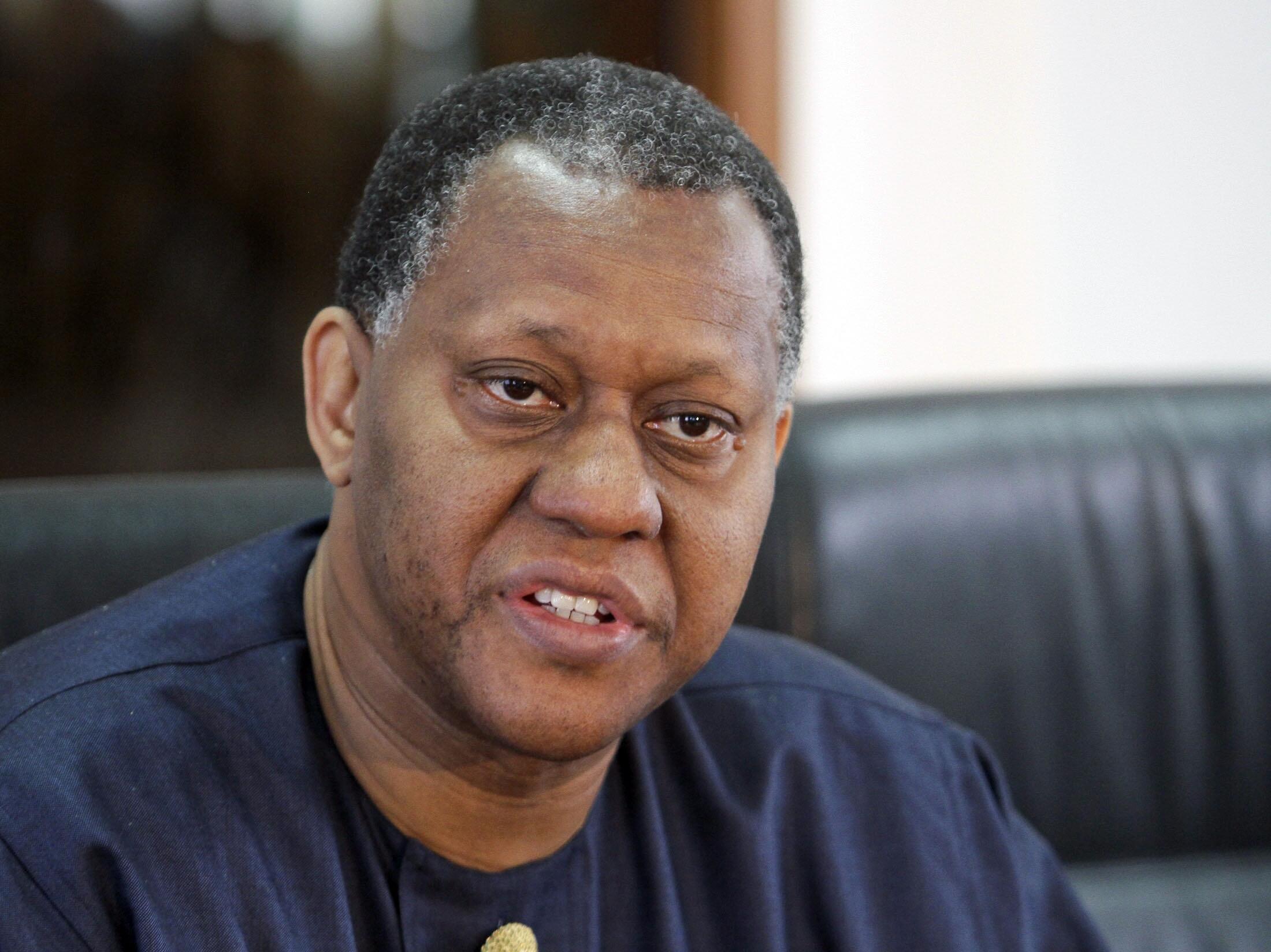وزیر امور خارجه نیجریه