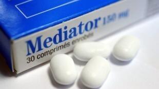 Depuis le début, les laboratoires Servier maintiennent que le Mediator n'est pas un coupe-faim.