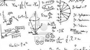 Formule de physique quantique.