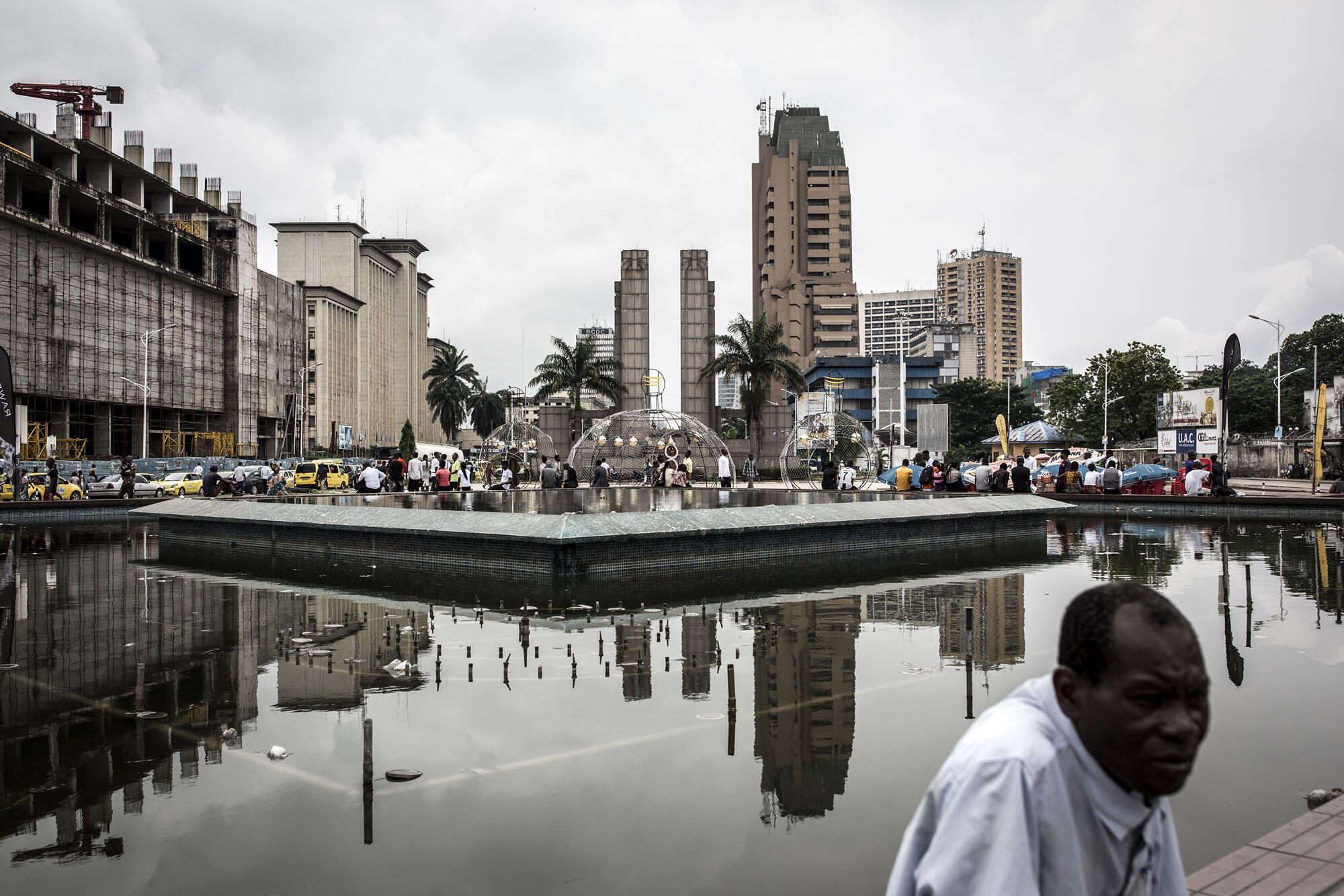 RDC, Kinshasa, vue de la ville en janvier 2019 (photo d'illustration).