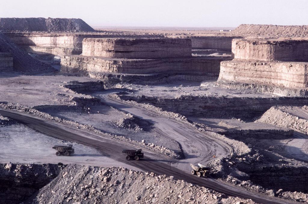 Une mine au Niger.